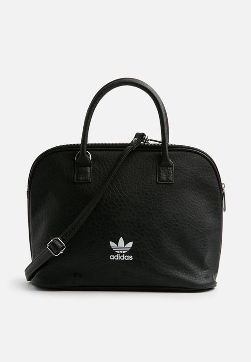 Adicolor fashion bowling bag - Black adidas Originals Bags   Purses ... e14879f407a6c