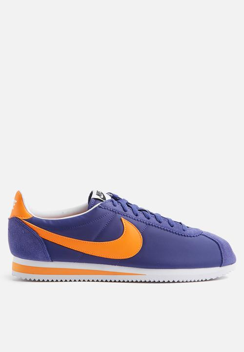 new styles b4da3 ae2ab Nike - Classic cortez nylon