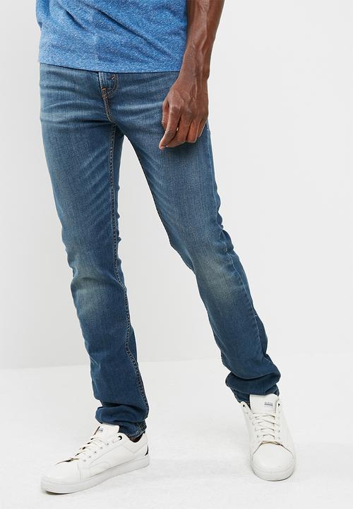 66b920b2f017 510 Skinny Fit - Canyon Dark Blue Levi s® Jeans
