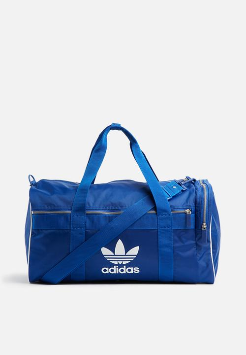 9f9d475747386 Duffel bag adicolor - collegiate royal adidas Originals Bags ...