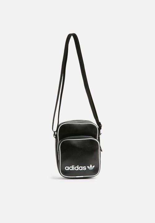 05ec49cffab5 Mini bag vintage - black adidas Originals Bags   Wallets ...