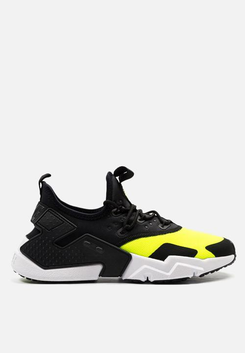 32804833c5 Men's Nike Air Huarache Drift Shoe - black volt Nike Sneakers ...