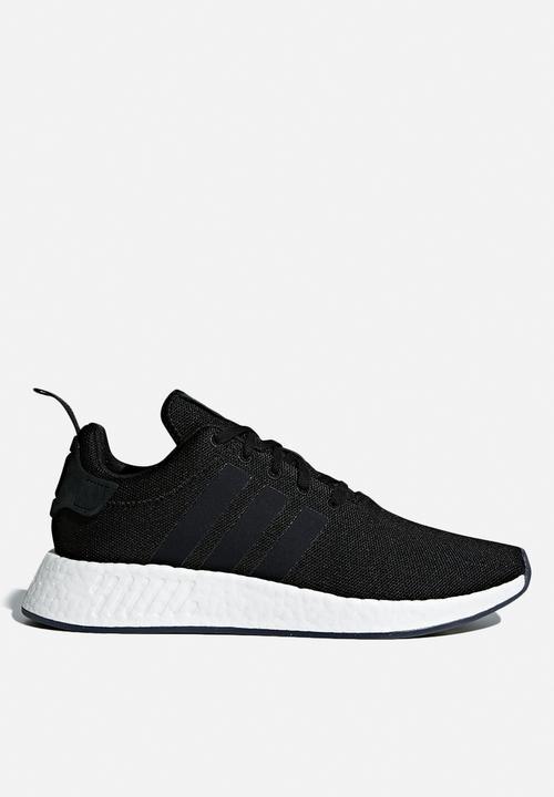 cabbf1225 adidas Originals NMD R2 - CQ2402 - Black adidas Originals Sneakers ...