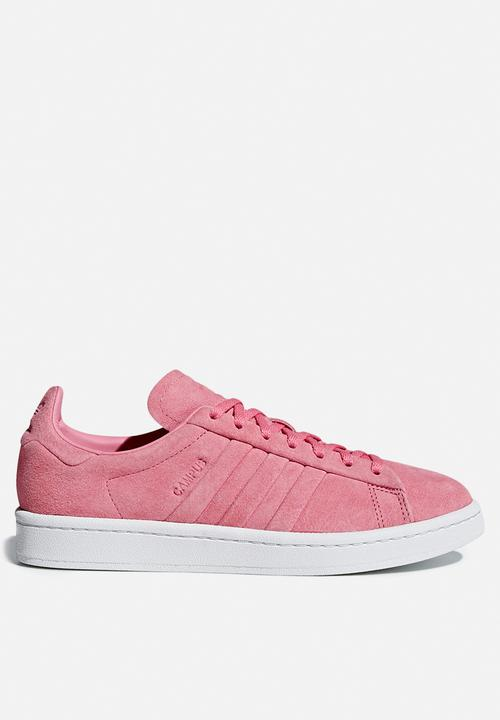 b876d8f1fca3a Campus Stitch   Turn W - Chalk Pink S18  Gold Metallic adidas ...