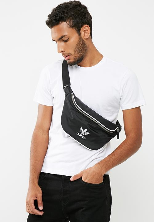 b2821914d1e5 Waistbag adicolor - black adidas Originals Bags   Wallets ...