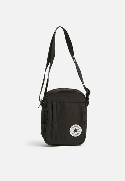 b4b214e24f12 Poly Cross Body-Black Converse Bags   Wallets