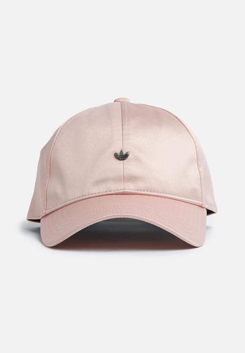 76d1c441c8d D-adi cap - vapour pink black adidas Originals Headwear ...