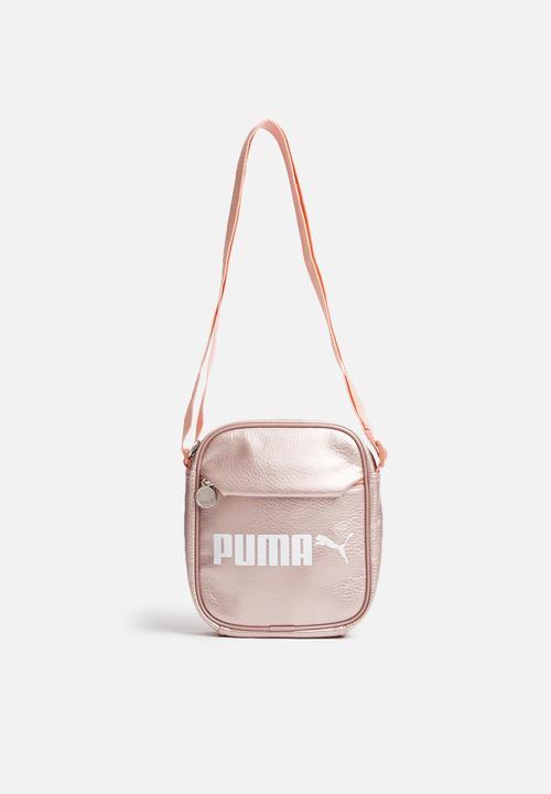 e8e30310ef Campus portable PU - rose gold PUMA Bags   Purses