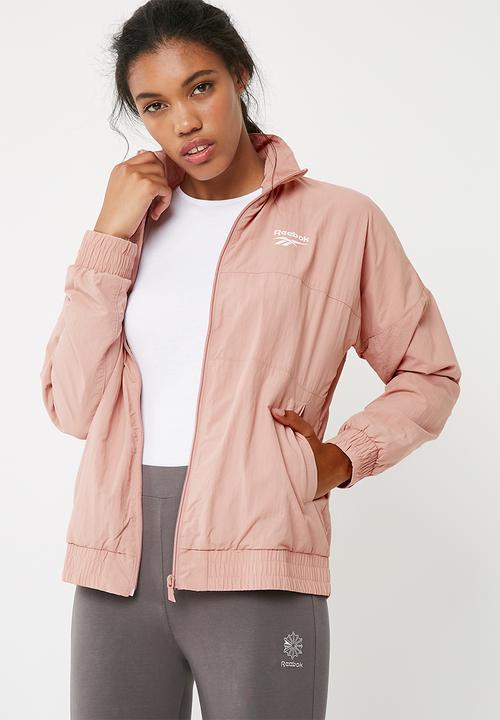 9047a259d63 Vector jacket - Chalk Pink Reebok Classic Hoodies