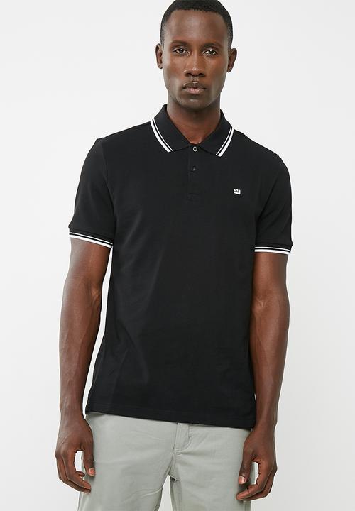 5f357d33 Romford polo - Black Ben Sherman T-Shirts & Vests | Superbalist.com