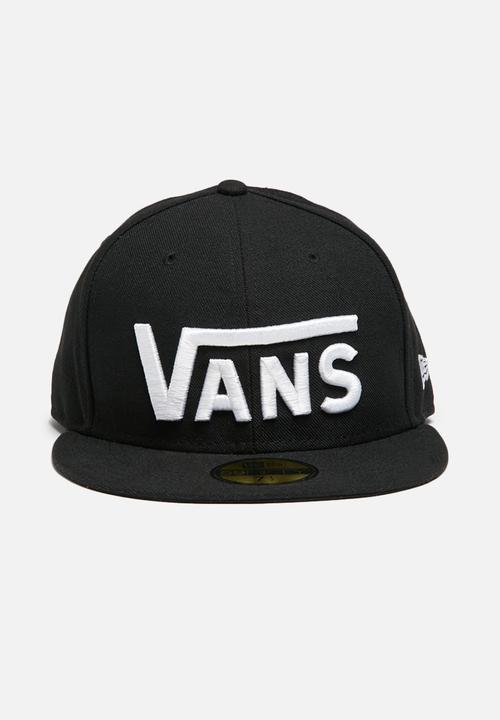 New Era drop v - black1 Vans Headwear  f47b8ea985