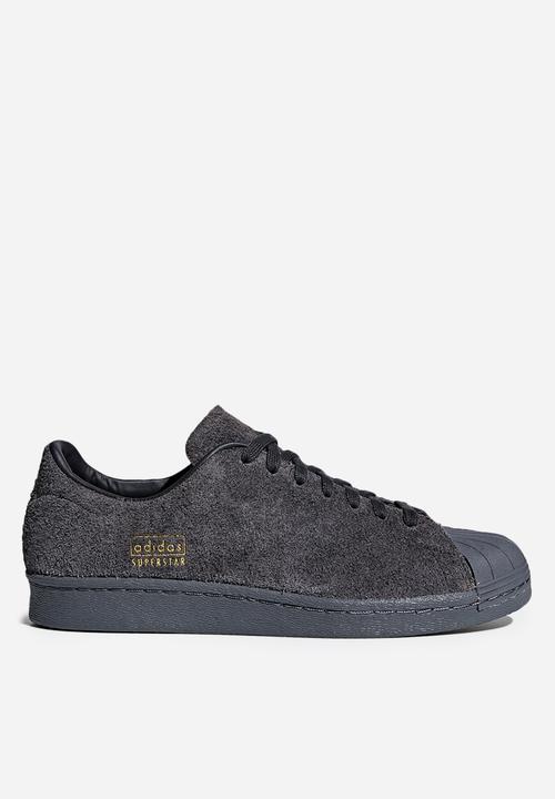 ccf4cff62067 adidas Originals Superstar 80s Clean - BZ0566 - Utility Black   Grey ...