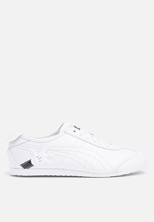 a13bc4add53e Onitsuka Tiger X Disney Mexico 66 - Mickey   White Onitsuka Tiger ...