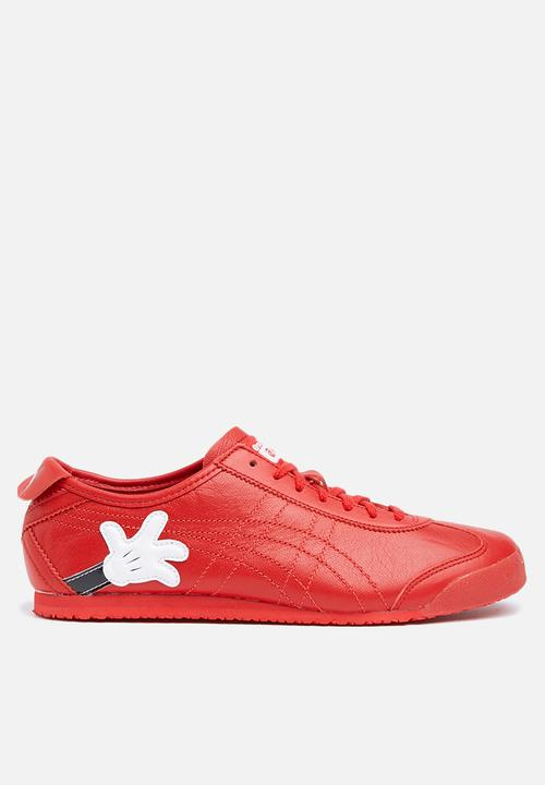 ccd72e6158ce Onitsuka Tiger X Disney Mexico 66 - Mickey   Red Onitsuka Tiger ...