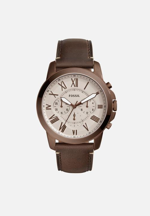 Grant by Fossil
