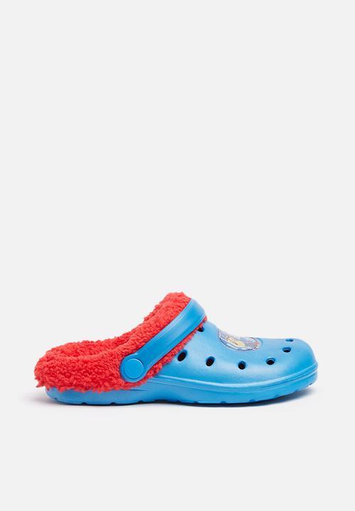 fbac673bb7d0 Kids paw patrol winter crocs - Blue Character Fashion Shoes ...