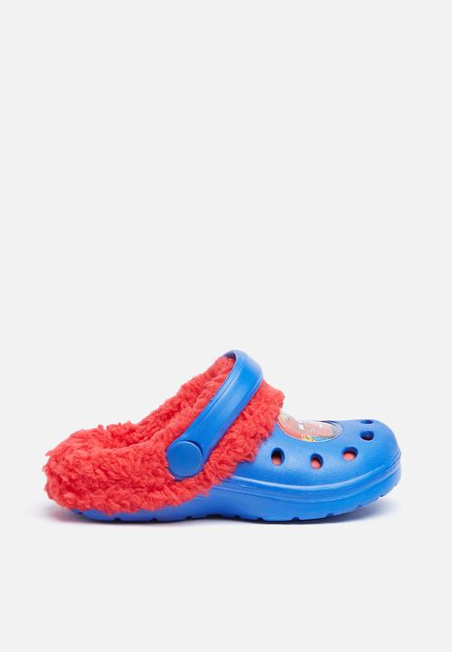 db615db81 Kids cars winter crocs - Blue Character Fashion Shoes