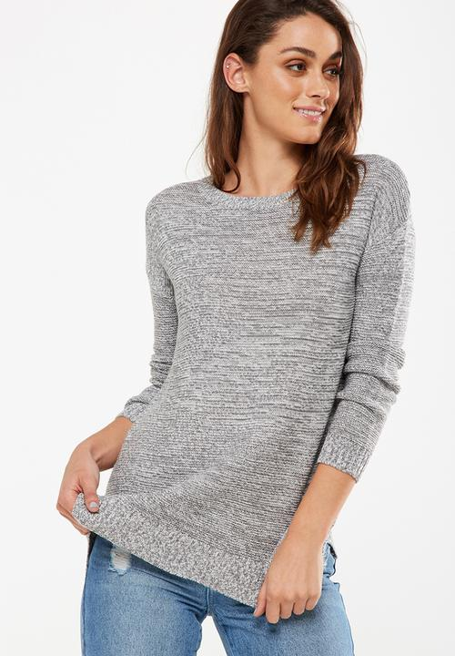 2179510af Archy pullover - Slate twist Cotton On Knitwear