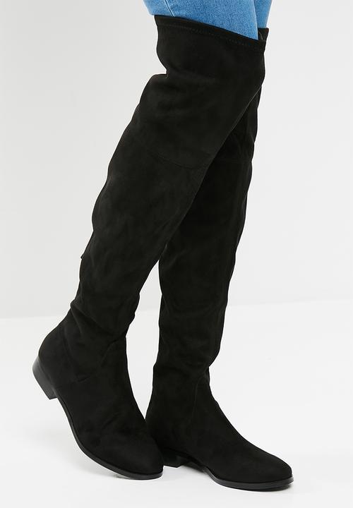 a238d4c126c Odessa- Black Steve Madden Boots