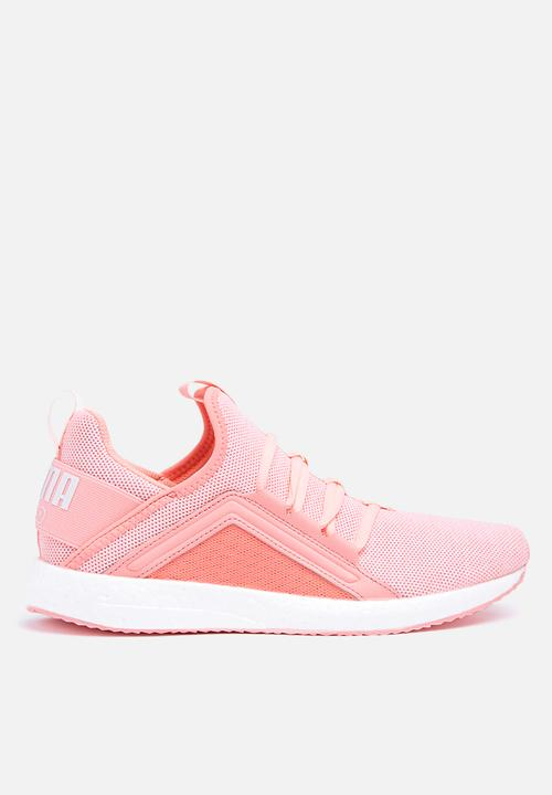 Mega NRGY Knit Wn s Soft Fluo Peach-Puma PUMA Trainers  2f3c73bed