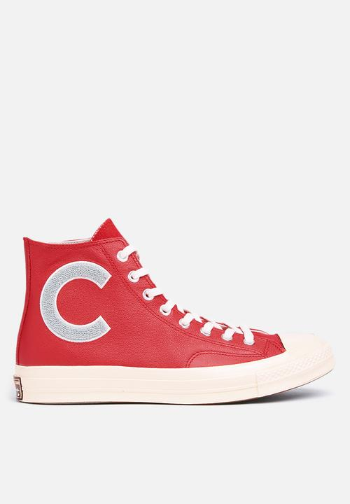 e946761a9655 Converse CTAS HI-70 s Wordmark-Enamel Red Wolf Grey Egret Converse ...