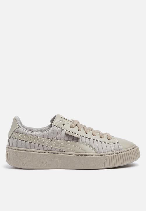 Basket Platform EP Wn s - Rock Ridge PUMA Sneakers  2f09989e8