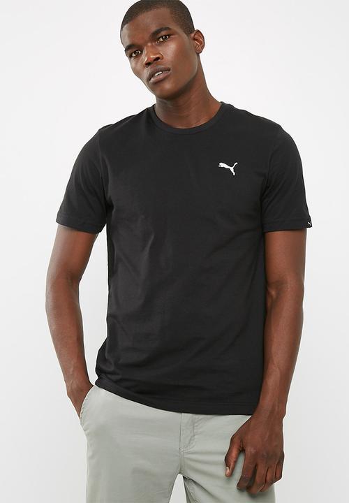 83e6d4c2 ESS Tee Puma Black PUMA T-Shirts | Superbalist.com