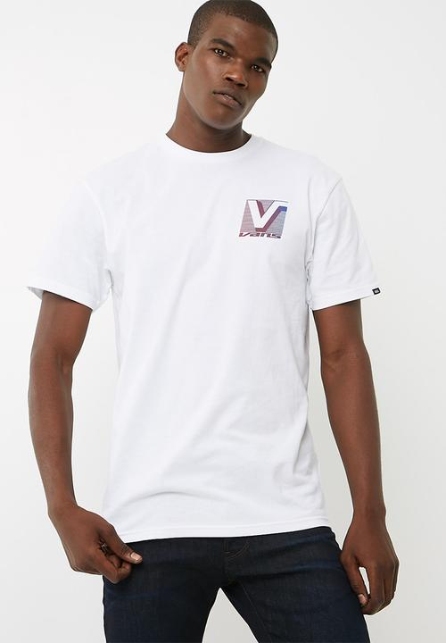 e35df12243262c Grand tee - white Vans T-Shirts   Vests
