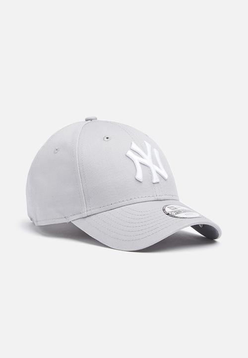 Youth (6-12 yrs) 940 mlb league basic - gray white New Era ... 1991f0bbe11a
