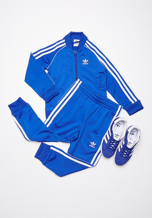 finest selection dc186 48feb adidas Originals - Kids L TRF SST tracksuit