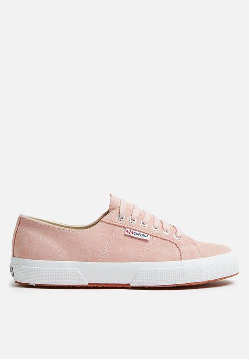 dd24273281a 2750 SUEU CLASSIC SUEDE LO - PINK SKIN SUPERGA Sneakers ...