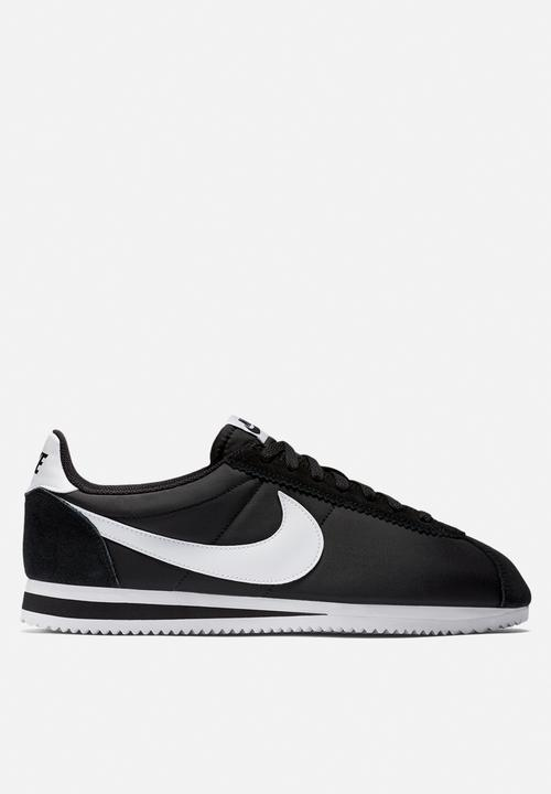 first rate 57a58 fba97 Nike Classic Cortez Nylon - black white Nike Sneakers   Superbalist.com