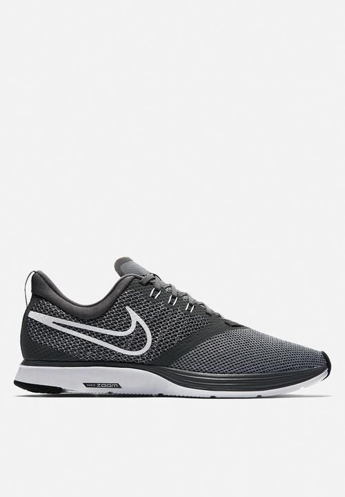 46db02d1b24a Men s Nike Zoom Strike Running Shoe - DARK GREY WHITE-STEALTH-BLACK ...