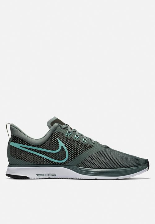 d87a94f88dd7f Men s Nike Zoom Strike Running Shoe - Clay Green Emerald Rise ...