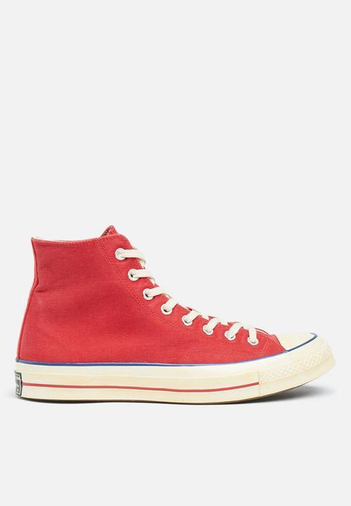 8b3f0572c7f Converse CTAS HI-70 s Vintage  36- Red Egret Converse Sneakers ...
