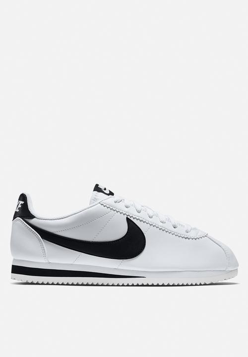 half off 1add5 63a74 Nike Classic Cortez Leather - 807471-101 - white/black/white Nike ...
