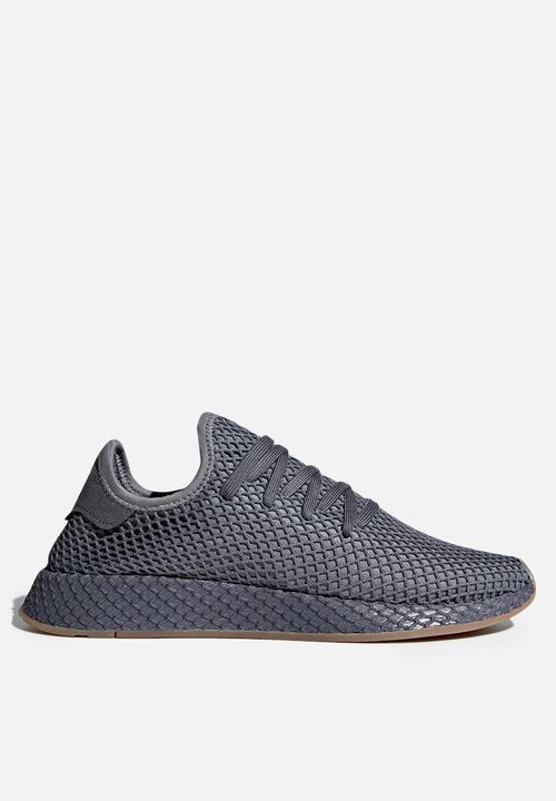 7089f8555d2c4 adidas Originals Deerupt Runner - CQ2627 - Grey   Ftwr White adidas ...
