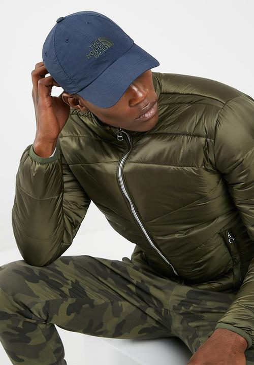 d2673fa5865 Horizon Cap - Urban Navy   High rise Grey The North Face Headwear ...