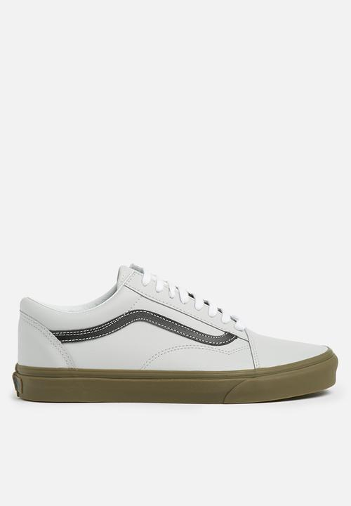075325df1e2ced Vans Old Skool Bleacher - Gray   Port Gum Vans Sneakers ...