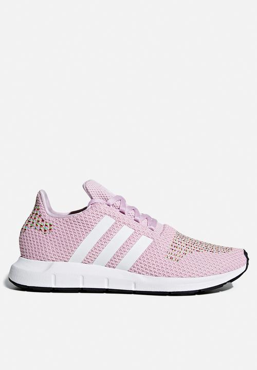 Swift Run W Aero Pink S18 / ftwr blanco / CORE negro adidas Originals