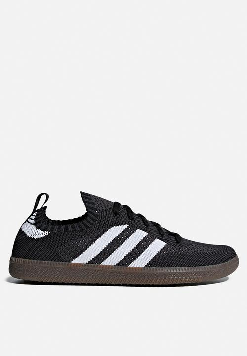 05a2dec1fa21 Samba PK Sock - Core Black FTWR White Core Red S17 adidas Originals ...