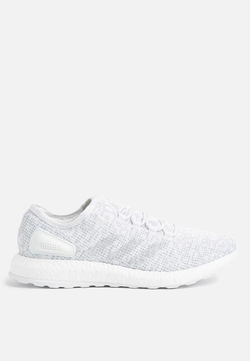 dd52ddb8f PureBoost - BA8893 - Footwear White   Clear Grey adidas Performance ...