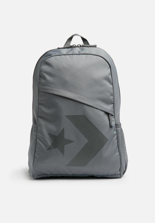 260c46c7ea9 Speed Backpack (Star Chevron0-Cool Grey/Thunder Converse Bags ...