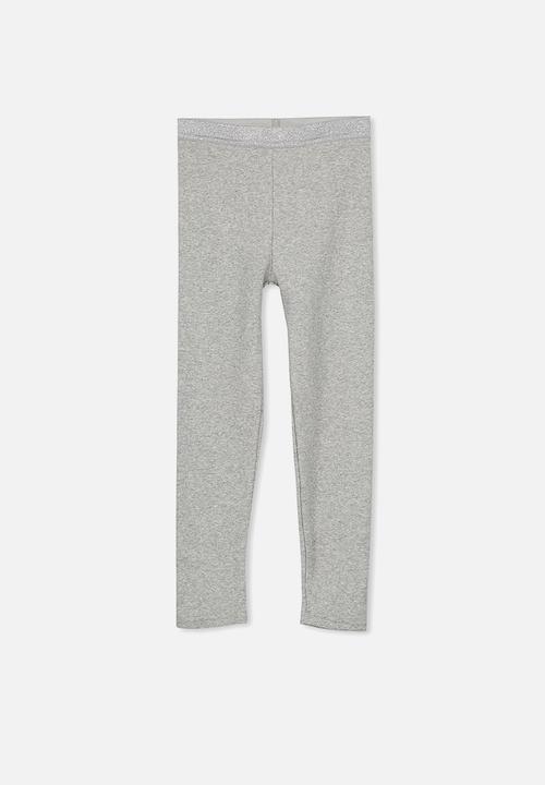 a98cba83424443 Kids winter huggies leggings - light grey marle Cotton On Pants ...