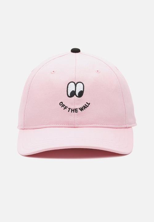 b4c5ee98e44410 Vans x Lazy Oaf off the wall lazy cap - Almond blossom Vans Headwear ...
