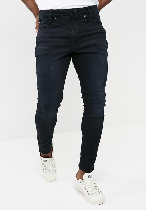 c18fb5cec3b D-Staq 3D Skinny Rink superstretch dk aged G-Star RAW Jeans ...