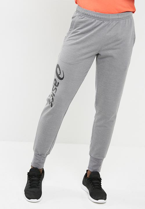 Styled Knit Pant - Shark Heather Asics