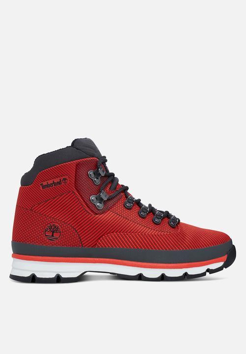 5765f99be09 Euro Hiker SF Jacquard - Medium Orange Jacquard Timberland Boots ...