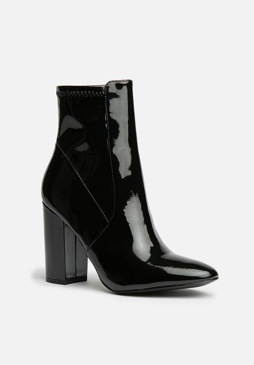 Aurella - Black Patent ALDO Boots
