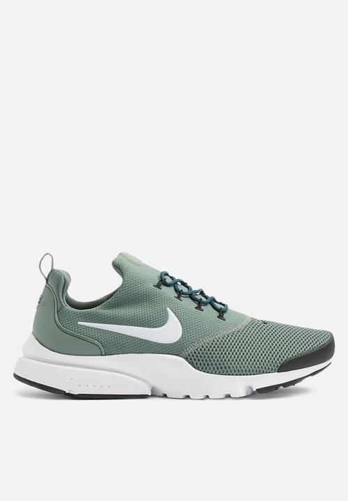 291a802682fe Men s Nike Presto Fly Shoe - Clay Green White-Black-Deep Jungle Nike ...